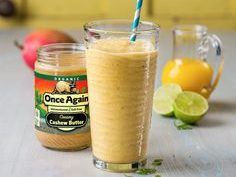 Cashew Mango Smoothie