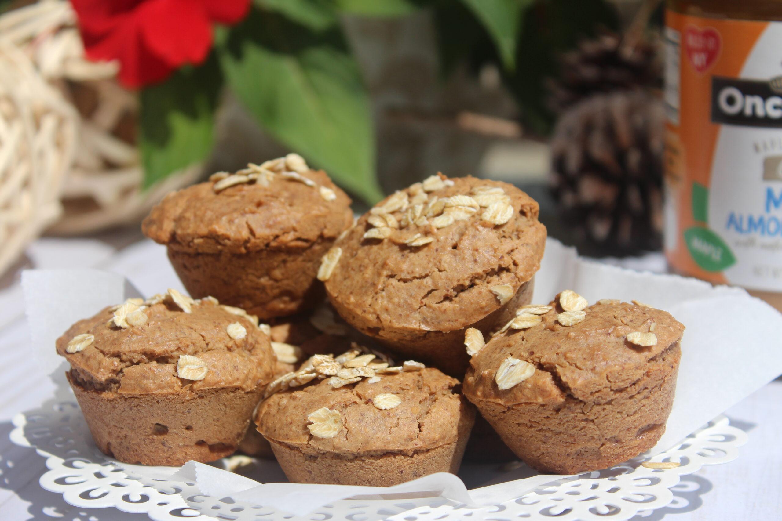 bean protein muffins